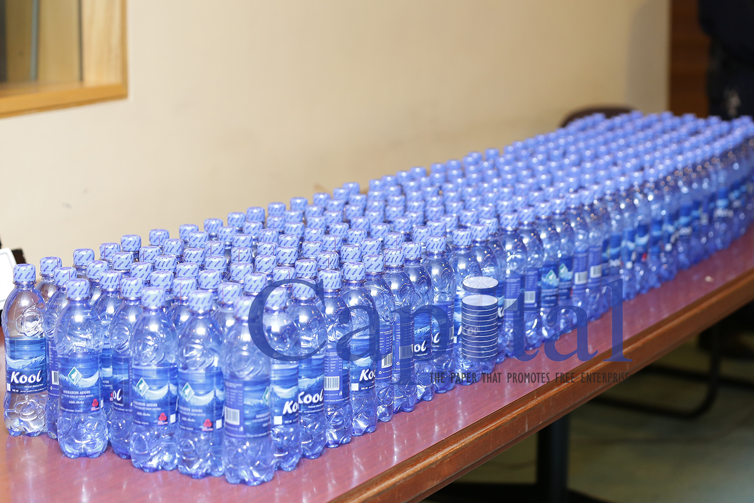 Ethiopian Bottled water & Soft drinks Manufacturing Industries